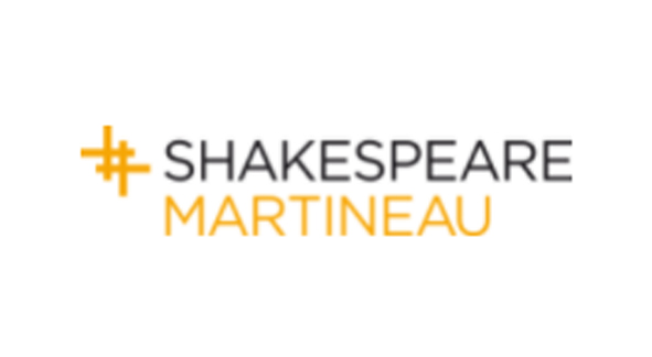 The logo of legal services practice Shakespeare Martineau who use the collaborative law process.
